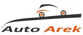auto-arek jodłowno - logo firmowe